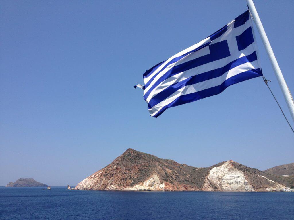 eilanden griekeland milos
