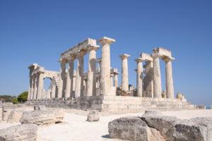Aegina aphaia tempel