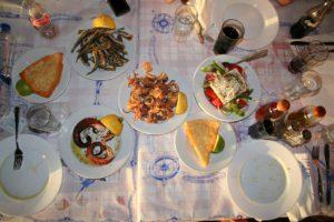 eten in griekenland