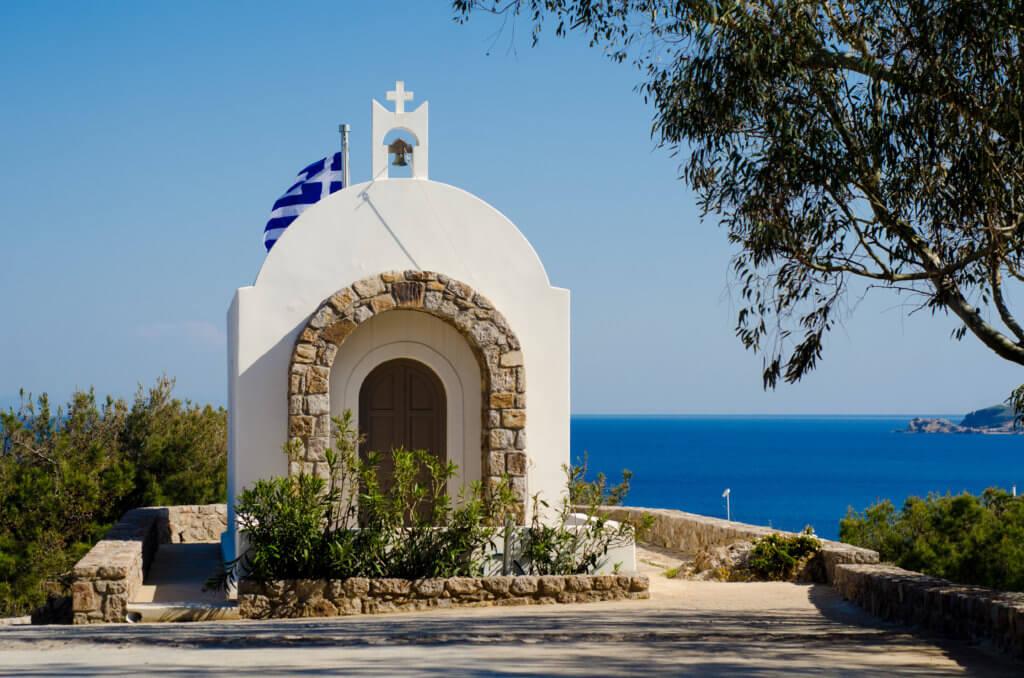 Patmos kerken