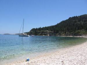 Paxi stranden