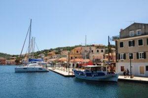 Paxos, haven van Gaios