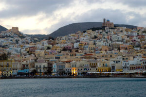 Vakantie Syros