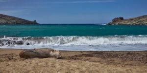 Tinos stranden