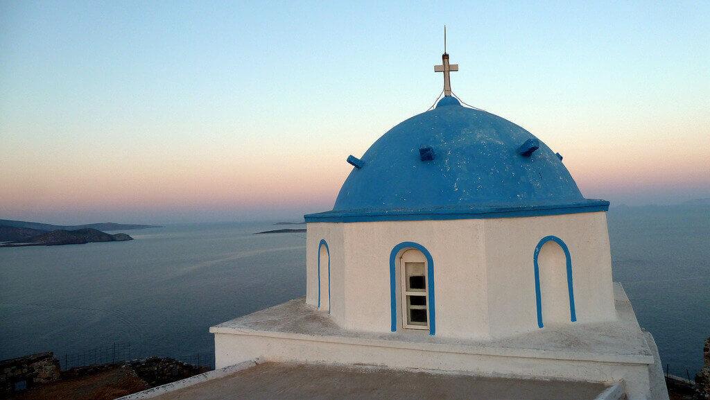 Astypalaia kerk