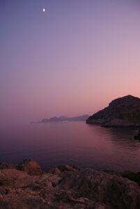 Rhodos zee