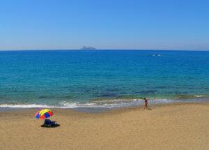 Tilos stranden