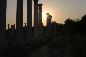 Salamis Antic City