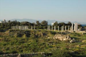 Salamis ruines