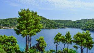 Skopelos natuur