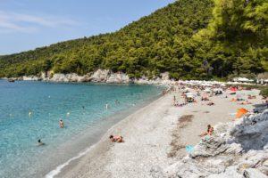 Skopelos strand