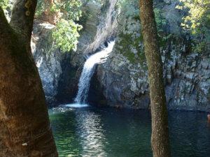 watervallen samothraki