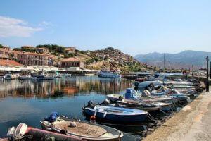 Lesbos eiland
